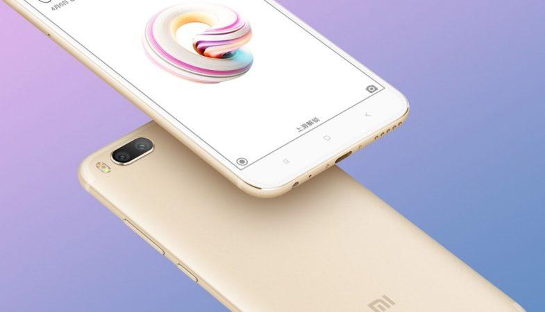 Xiaomi Mi 5X (MDG2) passes FCC