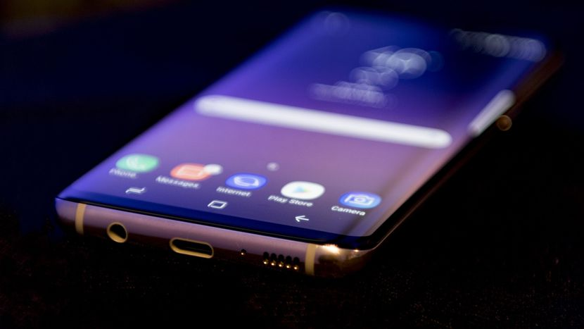 Galaxy S8 update