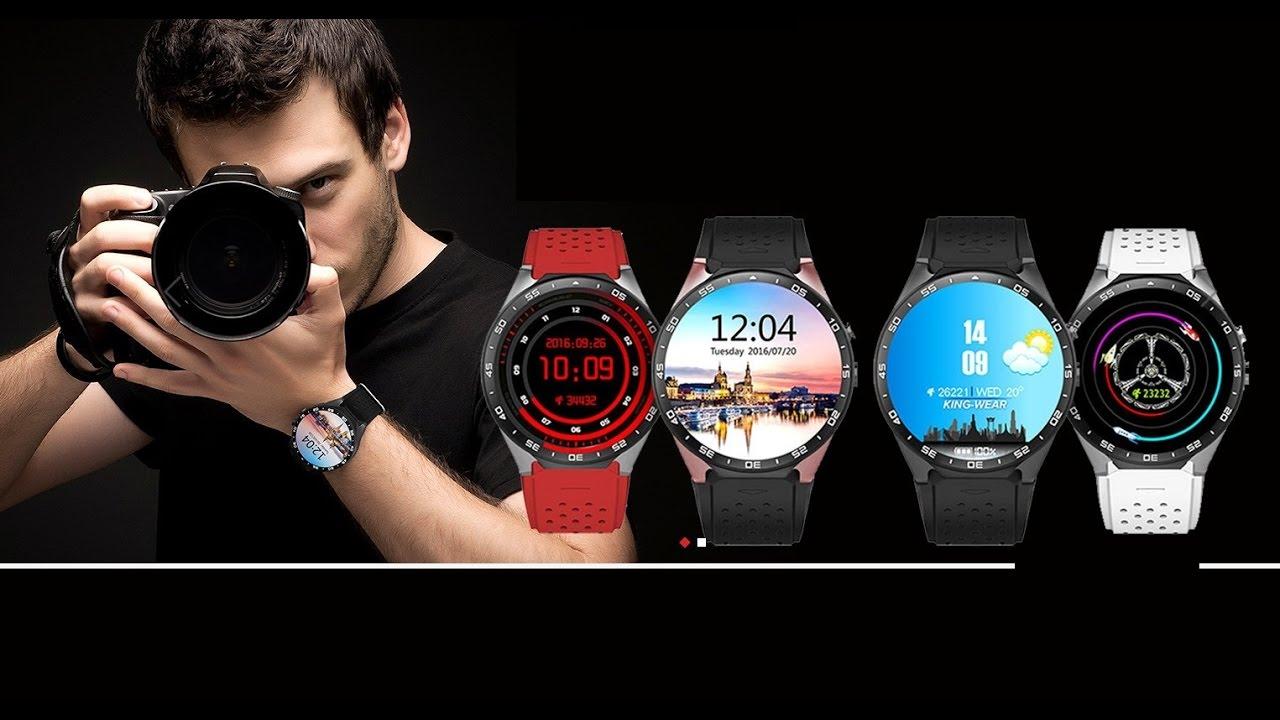 LEMFO LES1 Specs: 3G smartwatch, quad-core processor, 1GB RAM