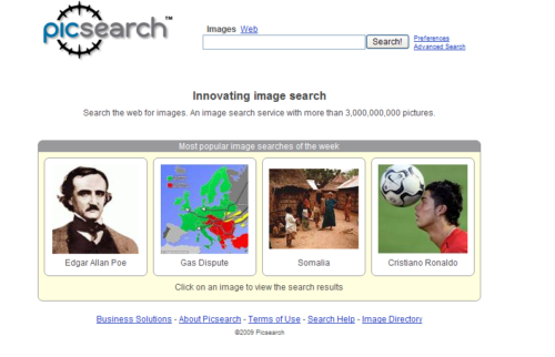 Best Search Engine for Images 2018: Picsearch Image Search