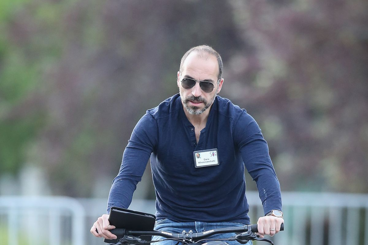 Expedia boss set to take over at Uber