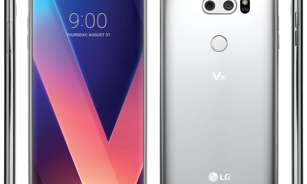 LG V30+ vs V30
