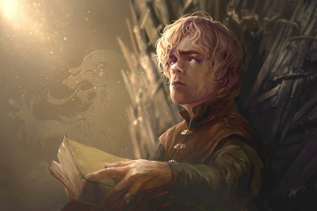 Tyrion Lannister Book Is Tyrion Lannister A ...