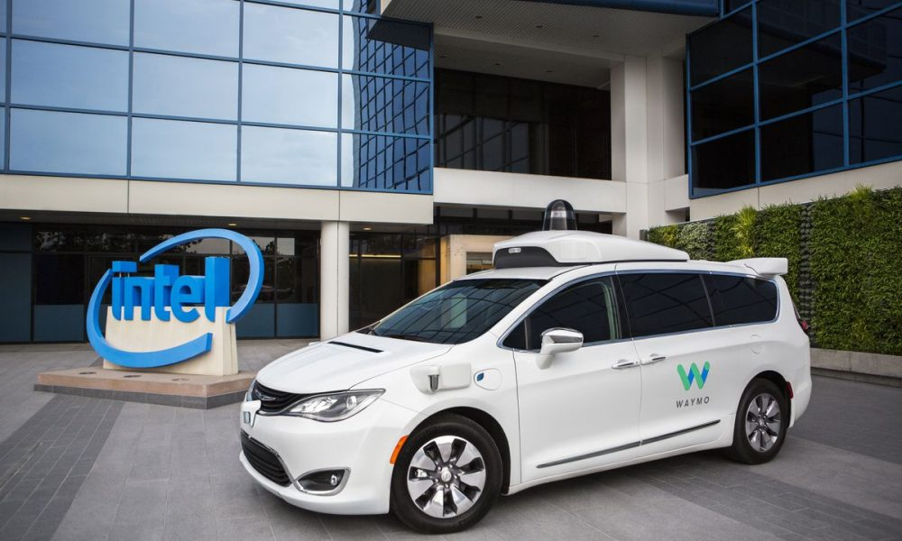 Waymo Intel partnership