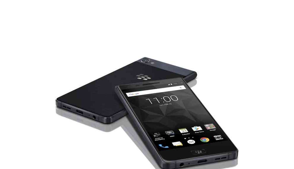 BlackBerry Motion will go on sale in the US markets on January 12