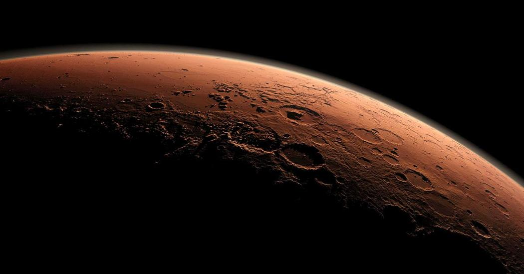 Twisted Tale of Mars Magnetotail is NASA's Newest Discovery