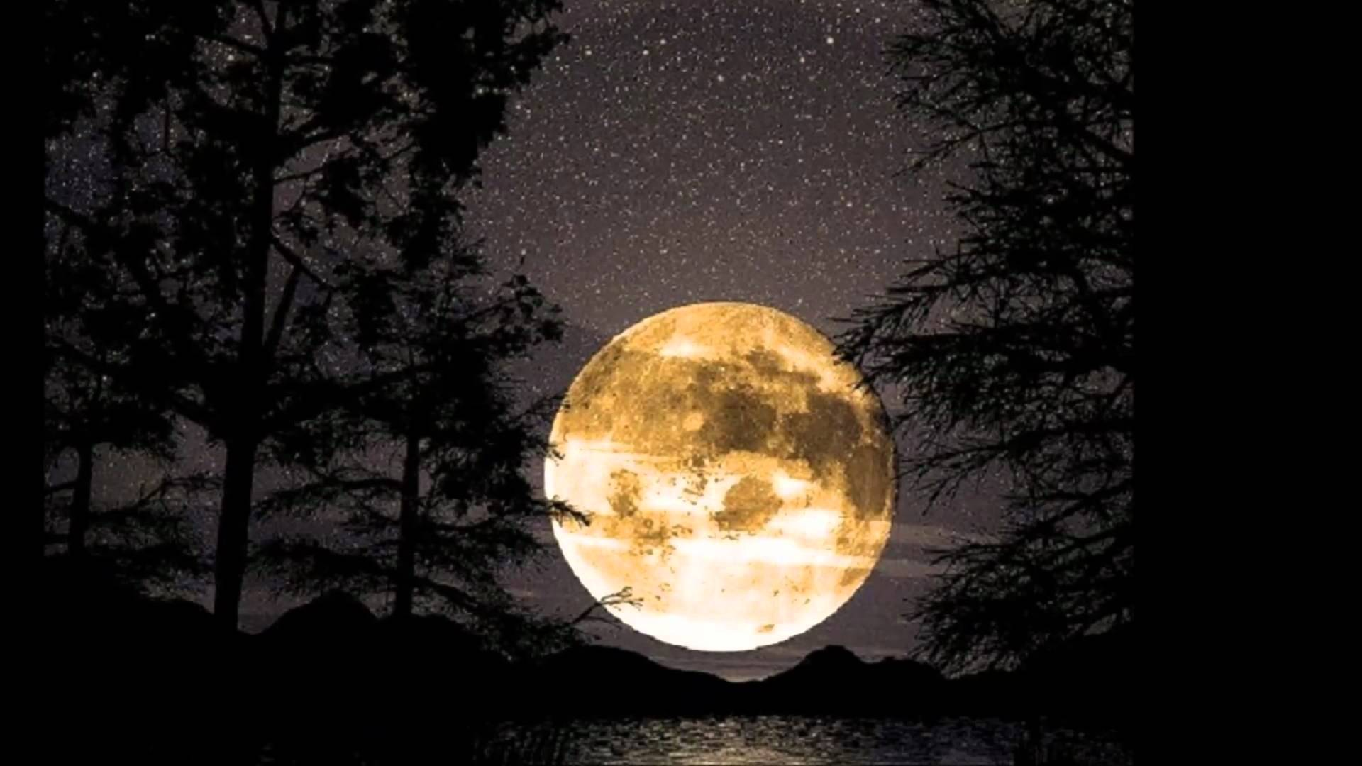 Timelapse Captures Stunning Harvest Moon in Scituate, Massachusetts