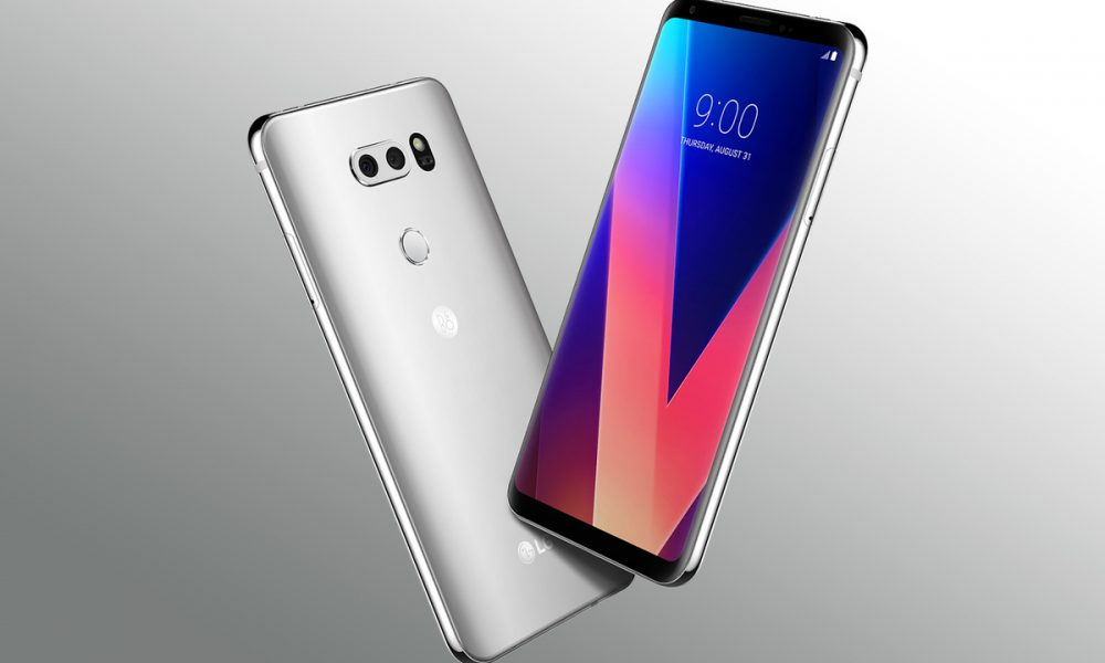 LG supports bootloader unlocking for LG V30