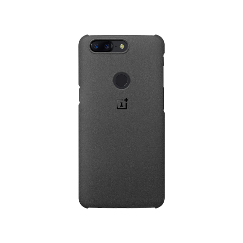 Sandstone case for the OnePlus 5T