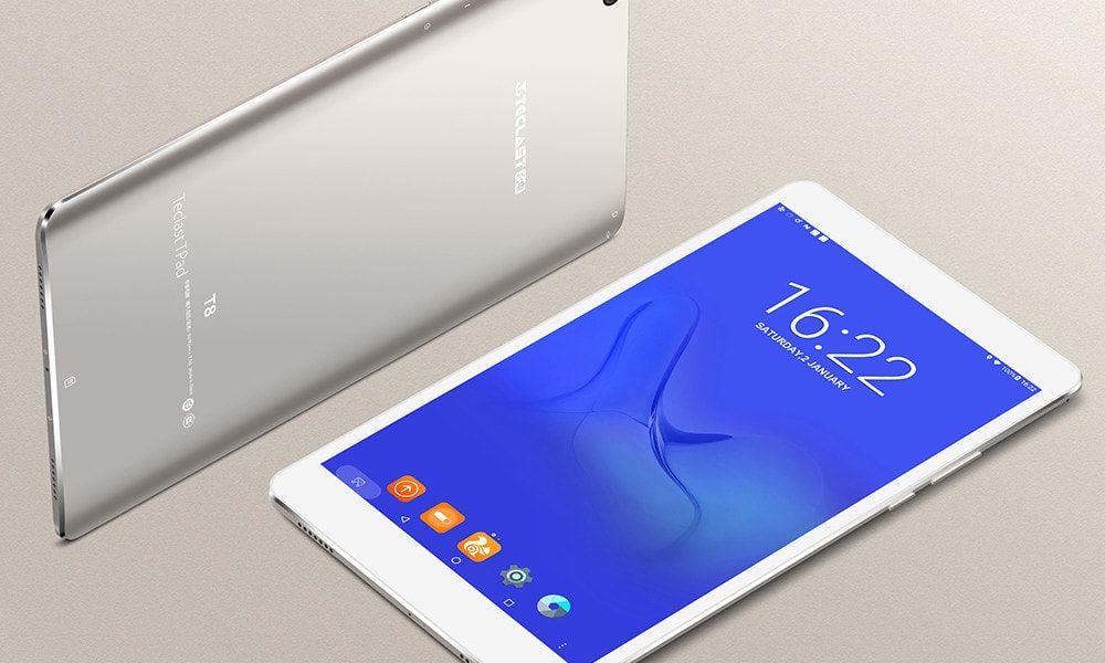 Teclast Master T8 tablet