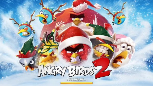 Angry Birds 2: best Christmas apps for Android