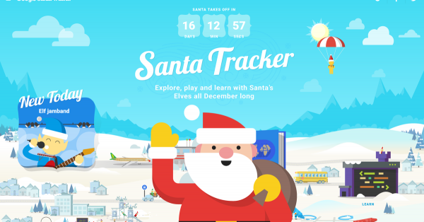 Google Santa Tracker: Best Christmas apps for Android