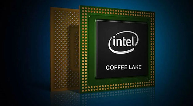 Intel coffee lake desktop chips leaked