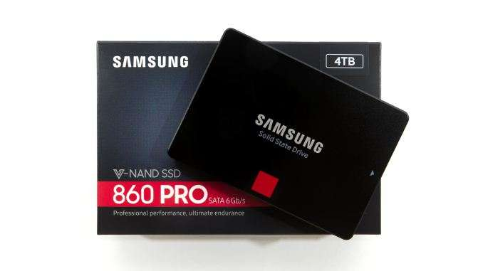 Samsung announced 860 Pro and Evo SSDs