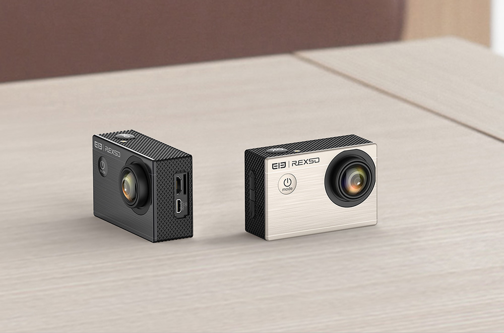 GeekBuying Elephone Action Camera Sale goes live with some nice discounts