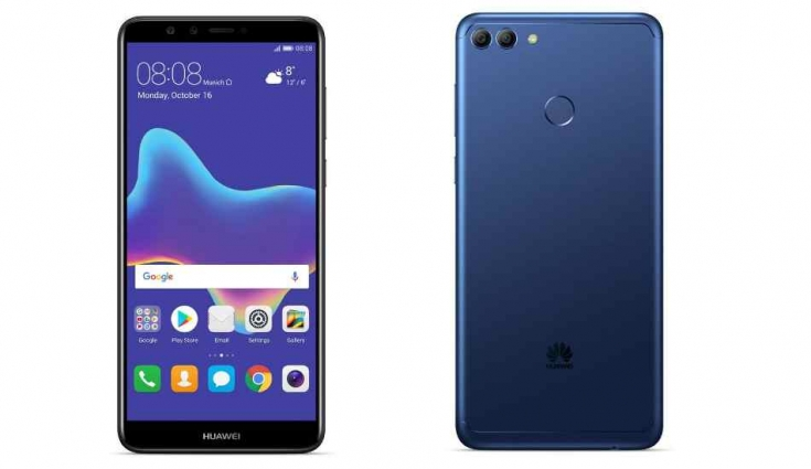 Huawei Y9 2018 midrange phone launched