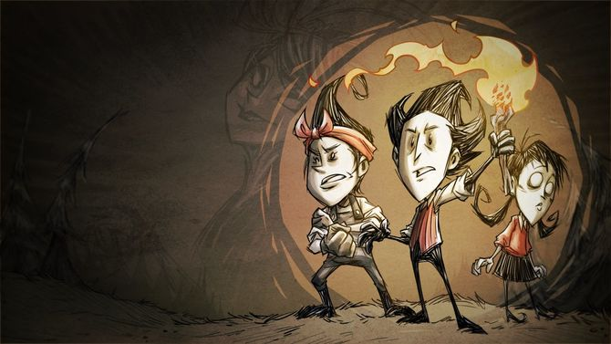 Don't Starve finally hits Nintendo Switch