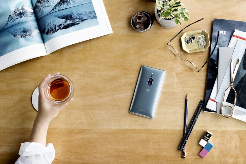 Xperia XZ2 Premium launched with dual rear cameras