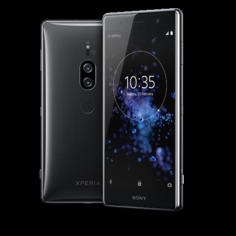 Xperia XZ2 Premium launched