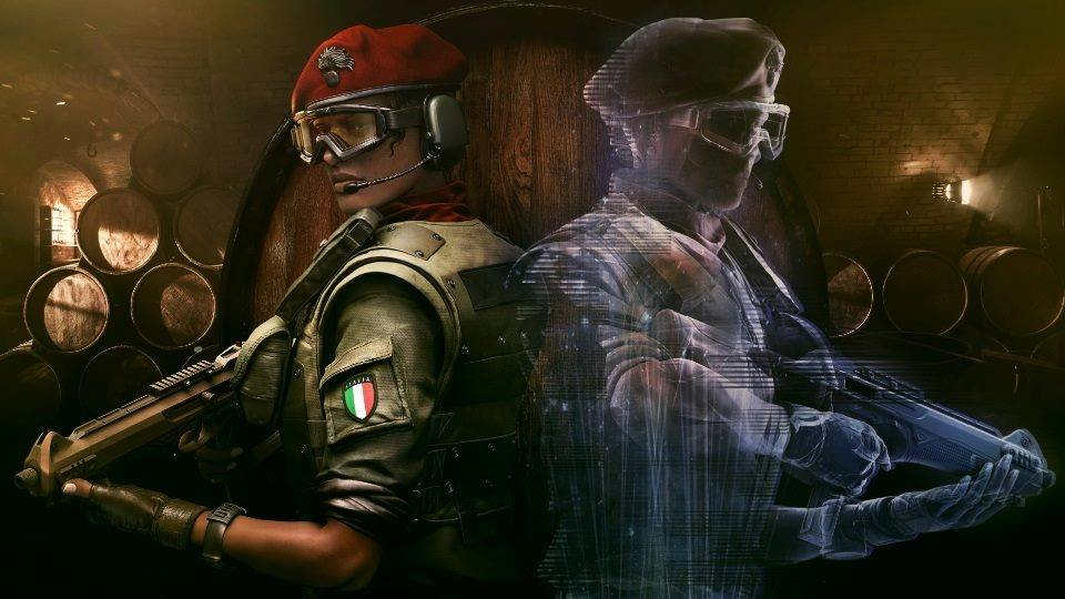 Italian operator Alibi showcased in new teaser of Rainbow Six Siege, Operation Para Bellum