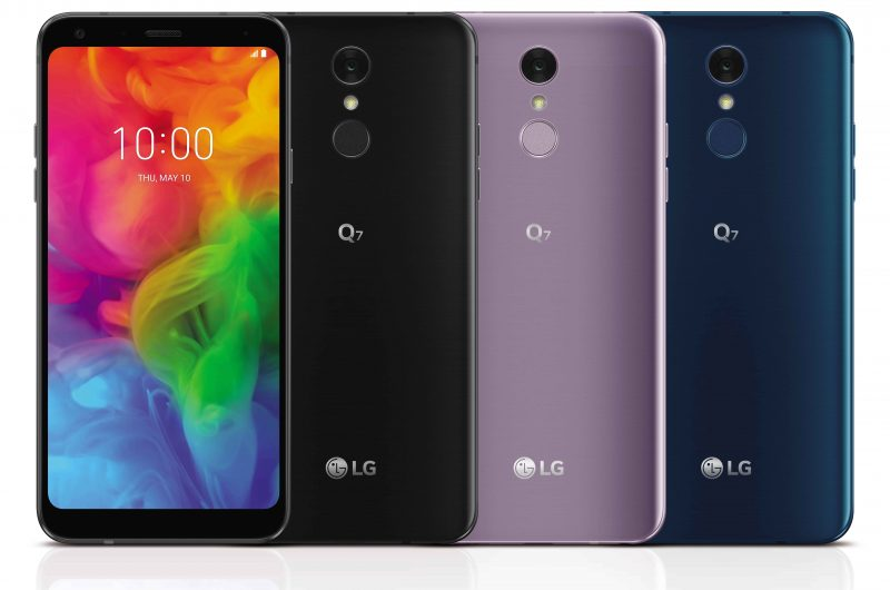 LG Q7 vs LG Q6