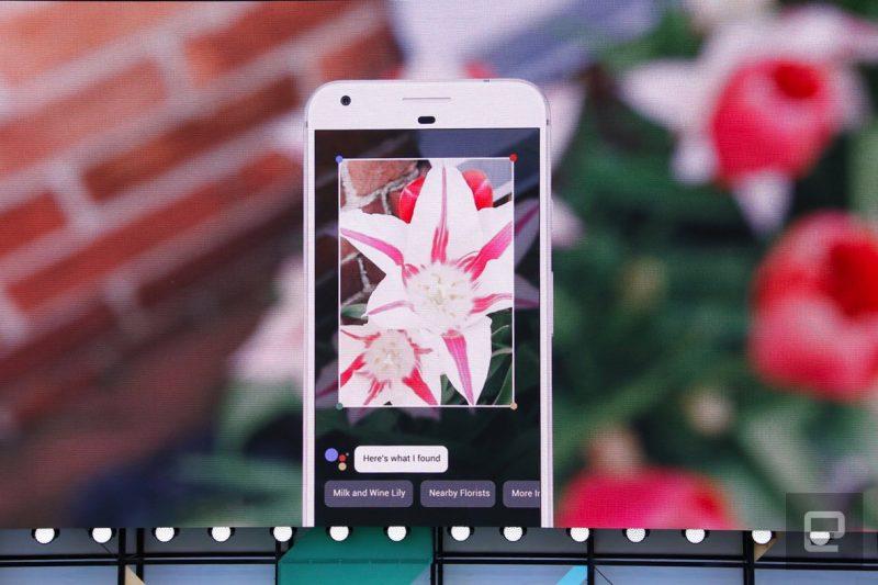 Xperia XZ2 Compact, XZ2 gets Google Lens