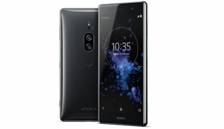 Xperia XZ2 Premium up for preorders