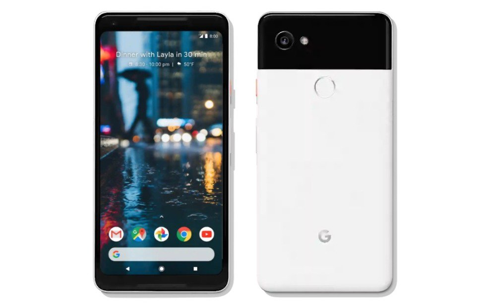 Google Pixel 3 XL white