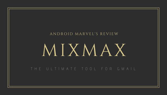 Mixmax review