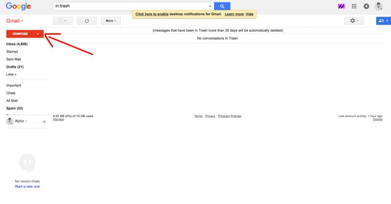 track emails in gmail